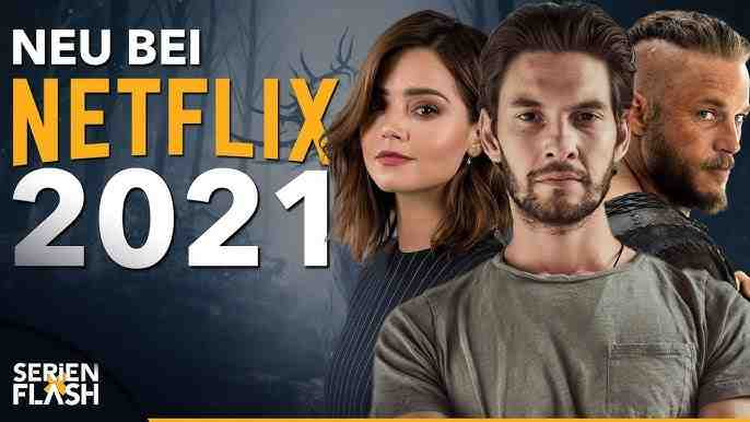 Netflix-Originals: Neue Serien im Mai 2021