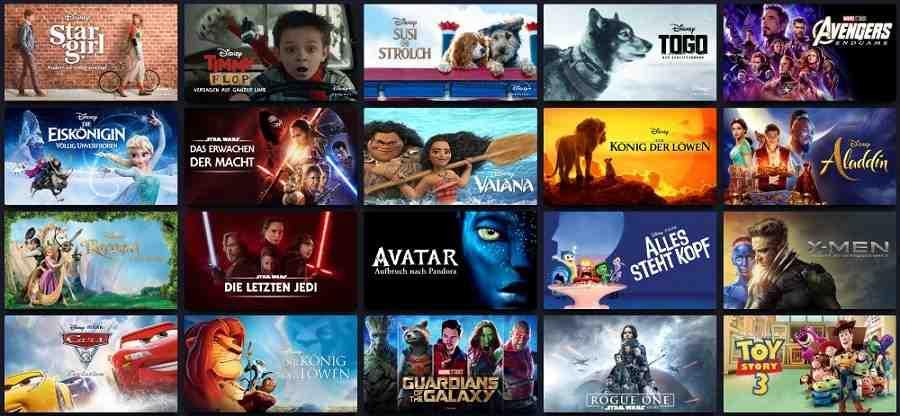 Spider-Man Filme bald bei Disney+
