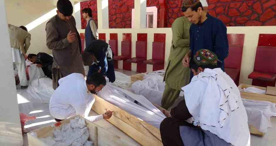 Afghanistan: Mindestens zwölf Tote bei Anschlag auf Moschee