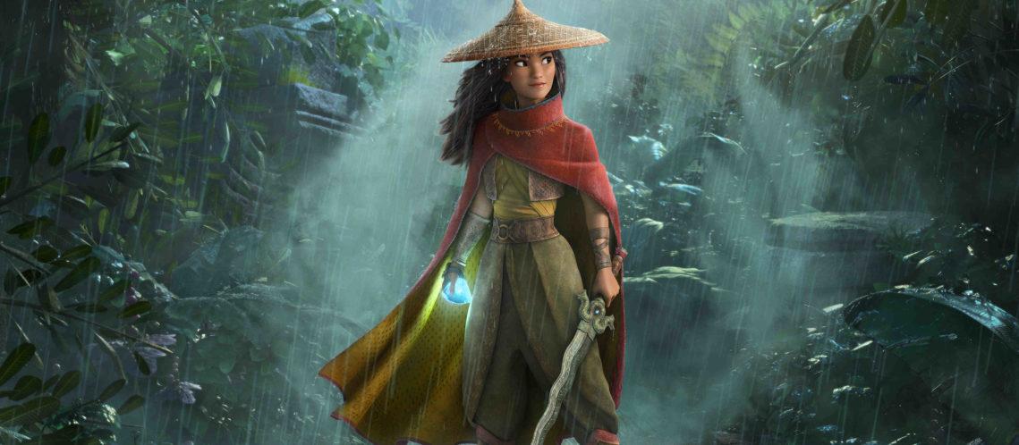 Disney-Animationsfilm «Raya and the Last Dragon» erscheint gleichzeitig im Kino und auf Disney+