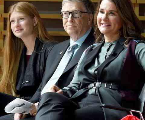 Pro und Kontra: Bill Gates hatte sich auch seine Heirat reiflich überlegt