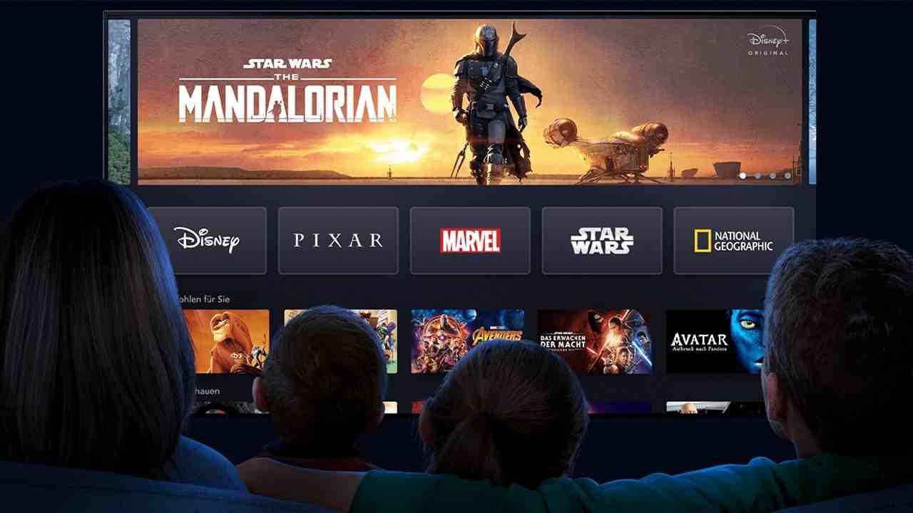 Was kommt 2021 neu auf Disney Plus?