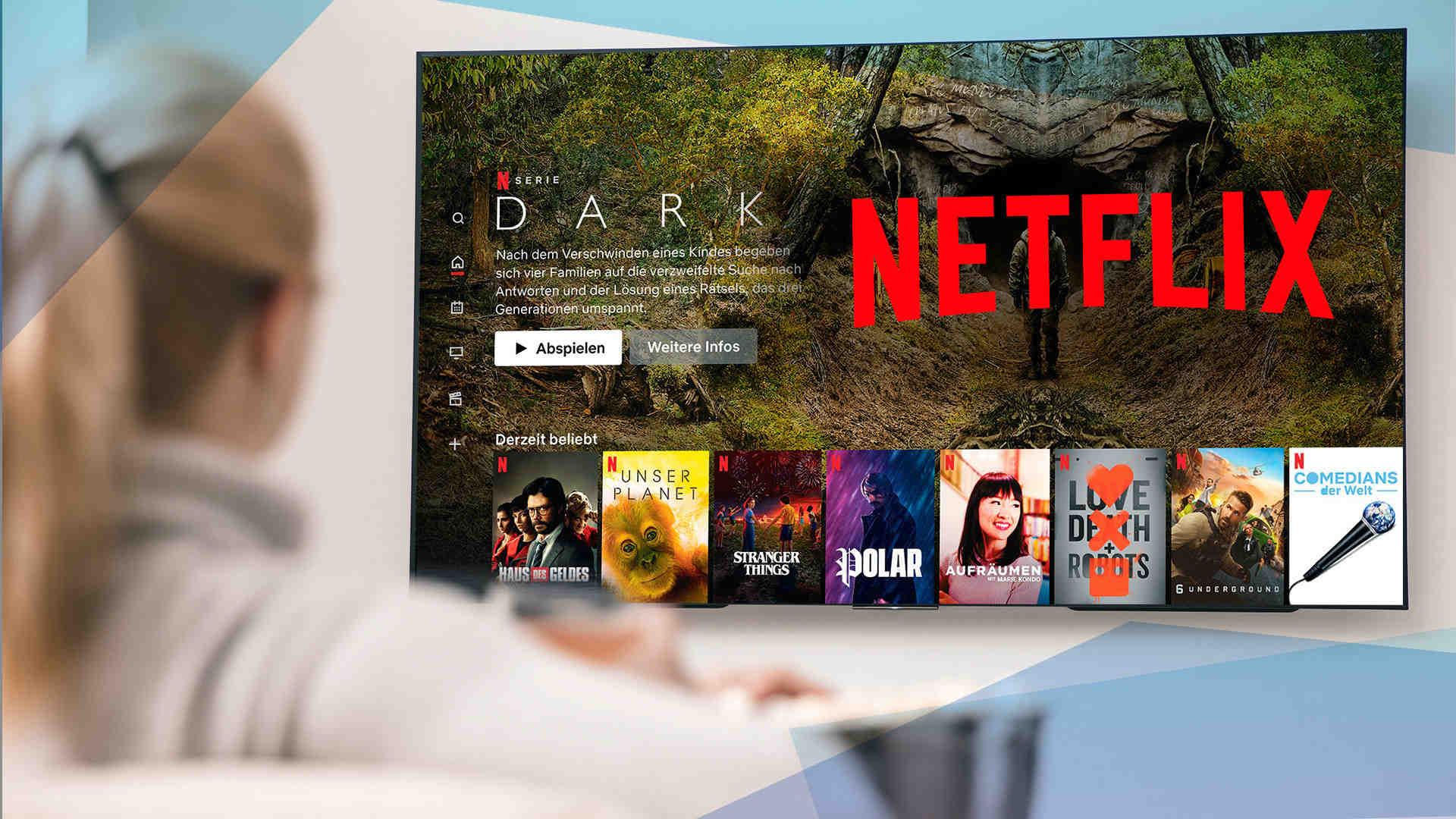 Wie hat Netflix ursprünglich funktioniert?