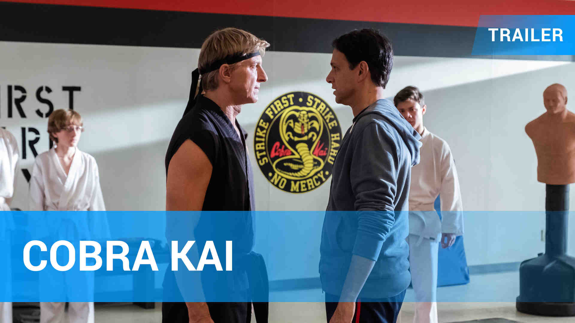 Wo kann man Cobra Kai Staffel 4 gucken?