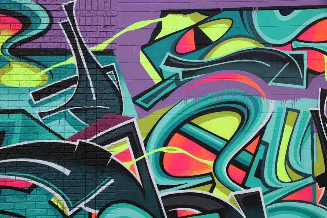 Ein Graffiti Künstler werden
