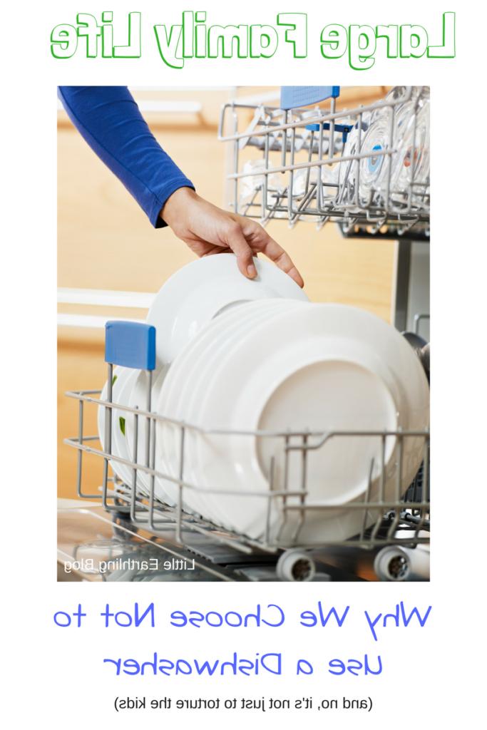 Eine Geschirrspülmaschine benutzen