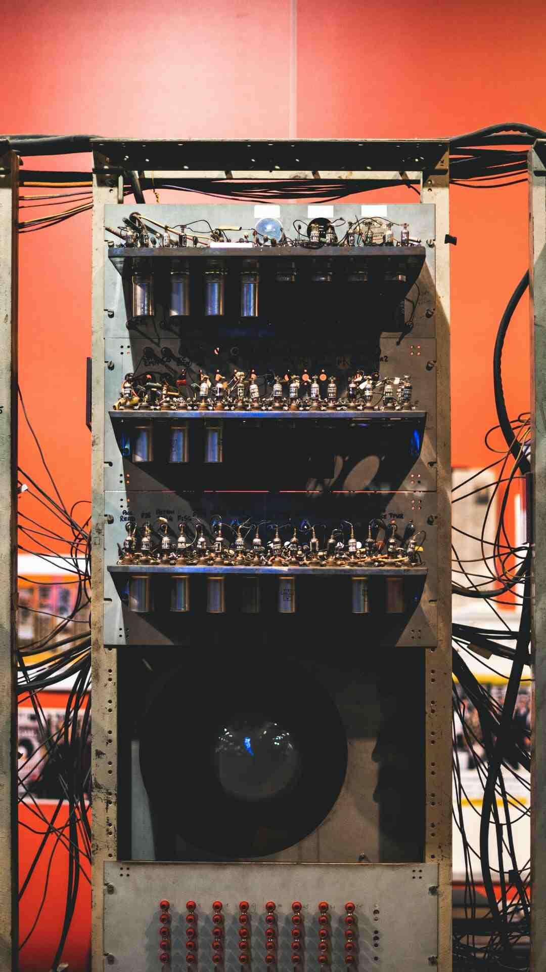 Was ist der Vorteil eines Transistors?