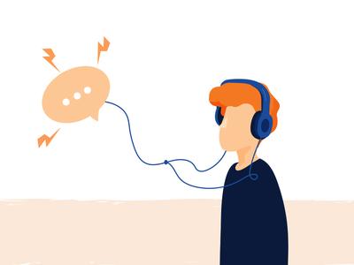 Was ist ein guter Zuhörer?