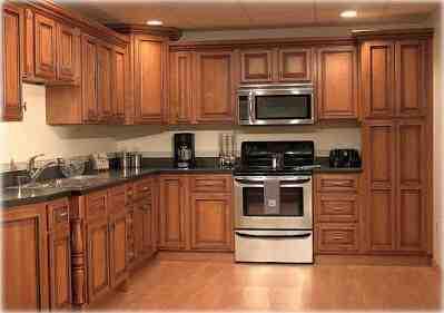 Küchenschränke bauen